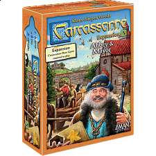 Carcassonne: Abbey & Mayor - Search Results