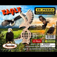 Eagle - 3D Wooden Puzzle