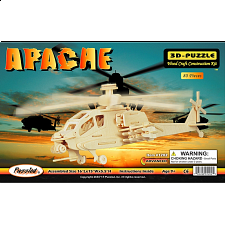 Apache - 3D Wooden Puzzle - Search Results