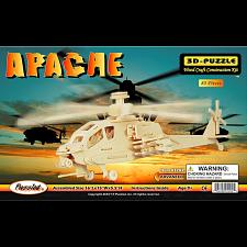 Apache - 3D Wooden Puzzle