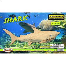 Shark - 3D Wooden Puzzle - Search Results