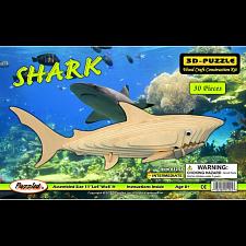 Shark - 3D Wooden Puzzle