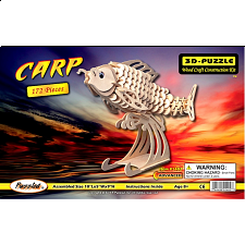 Carp - 3D Wooden Puzzle - Search Results
