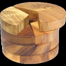 XS HeadStress - Radius - Wood Puzzles