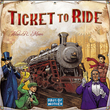 Ticket To Ride - Games & Toys