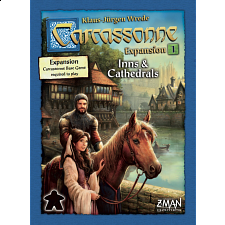 Carcassonne Expansion: Inns and Cathedrals - Search Results
