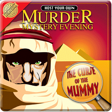 The Curse of the Mummy - Host Your Own Murder Mystery Evening -