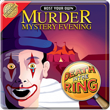 Death in the Ring - Host Your Own Murder Mystery Evening - Murder Mystery