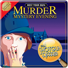 The Shotgun Affair - Host Your Own Murder Mystery Evening - Murder Mystery
