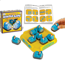 Bumper Cars - Sliding Pieces Puzzles