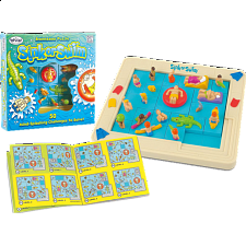 Sink or Swim - Sliding Pieces Puzzles