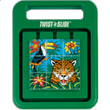 Twist 'n Slide - Rain Forest