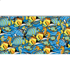 Magnetic Picture Twister - Tropical Fish - Misc Puzzles