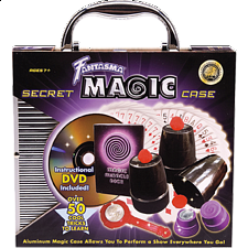Secret Magic Case - Magic Items