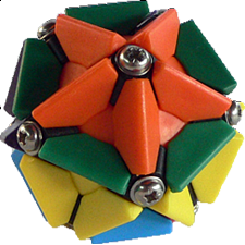 Globall - Rotational Puzzle