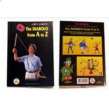 Higgins Bros. - The Diabolo From A to Z - book - Juggling Equipment