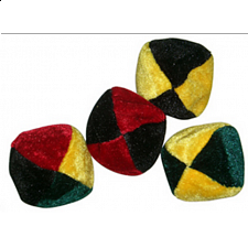 Higgins Bros. - Footbag 4 Panel - Single Item - Footbags