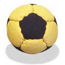 Higgins Bros. - Flower 12 Panel Footbag - Single Item - Footbags