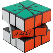 Cube 21 - Rotational Puzzle