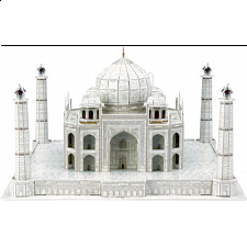 Taj Mahal - 3D Jigsaw Puzzle - Search Results