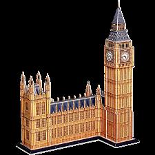 Big Ben - 3D Jigsaw Puzzle