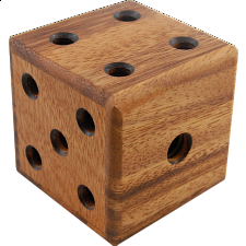 Magic Dice - Puzzle Master Wood Puzzles