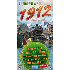 Ticket to Ride: Europa 1912 Expansion - Games & Toys