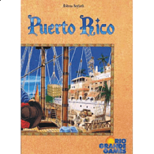 Puerto Rico - Board Games
