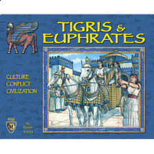 Tigris and Eurphrates