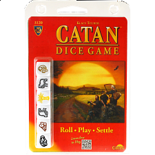 Catan: Dice Game (Standard Version) - Strategy Games