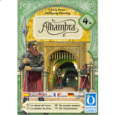 Alhambra: The Treasure Chamber - 4th Extension - Board Games