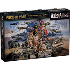 Axis & Allies - Pacific 1940 - Specials