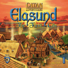 Elasund: The First City - Board Games