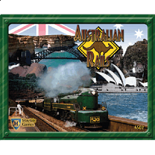 Australian Rails - Strategy Games