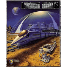 Lunar Rails - Board Games