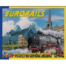Eurorails - Board Games