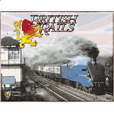 British Rails - Board Games