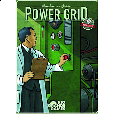 Power Grid - Board Games