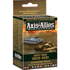 Axis & Allies Miniatures - Early War 1939-1941 - Search Results