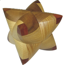 Dual Tetrahedron 4 -