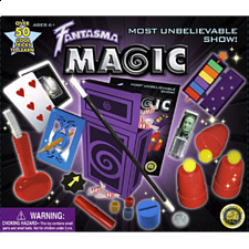 Unbelievable Magic Show - Magic Items