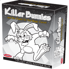 Killer Bunnies Quest - Twilight White Booster Deck - Search Results
