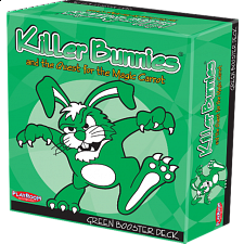 Killer Bunnies Green Booster Deck