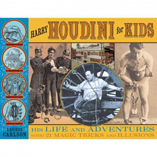 Harry Houdini for Kids - book - Puzzle Books