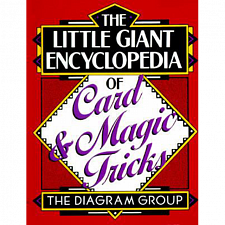 The Little Giant Encyclopedia of Card and Magic Tricks - book - Puzzle Books