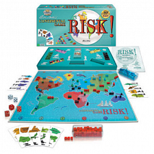 Risk Continental Game - Board Games