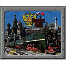 Russian Rails - Board Games