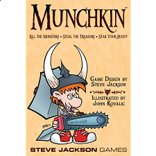 Munchkin - Family Games