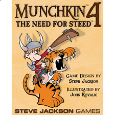 Munchkin 4: the Need for Steed - Search Results
