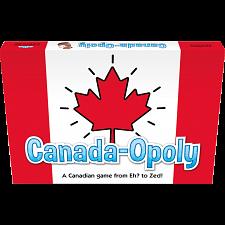 Canada-opoly -
